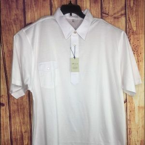 New Peter Millar polo 2xl $95